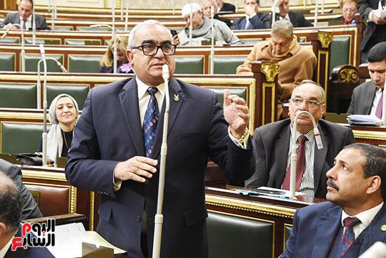 الجلسة العامة بالبرلمان (21)