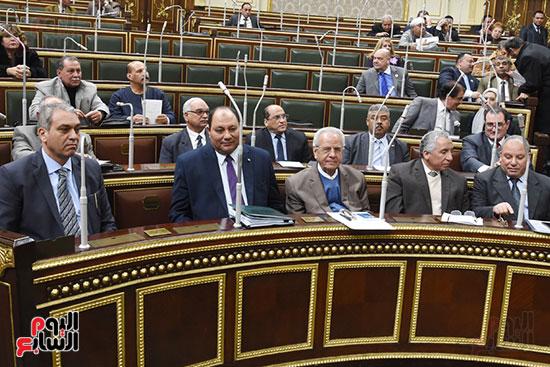 الجلسة العامة بالبرلمان (19)