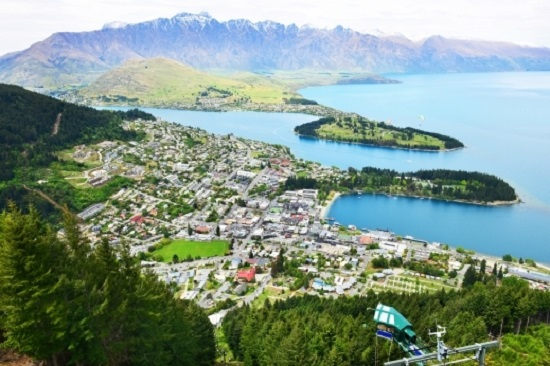 كوينزتاون ، نيوزيلندا