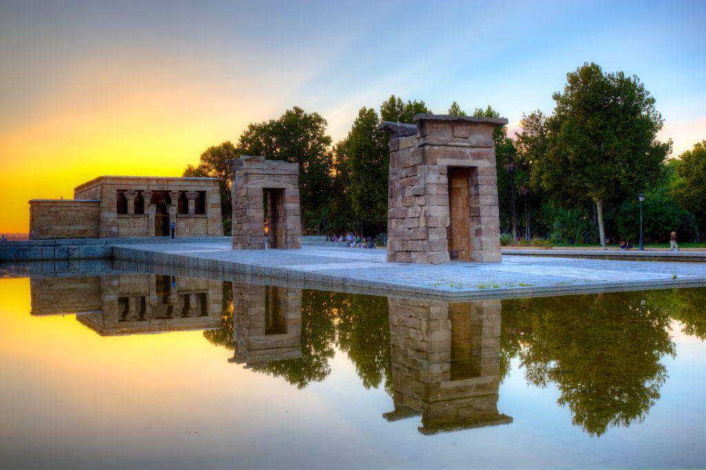 معبد دايبود فى أسبانيا