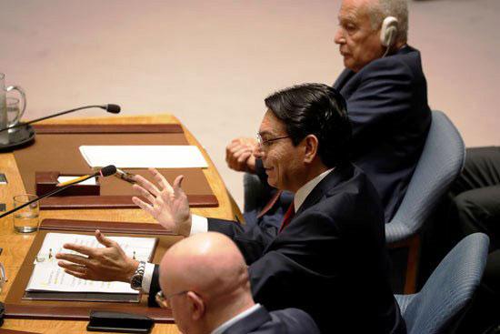 السفير-الإسرائيلي-في-الأمم-المتحدة-داني-دانون