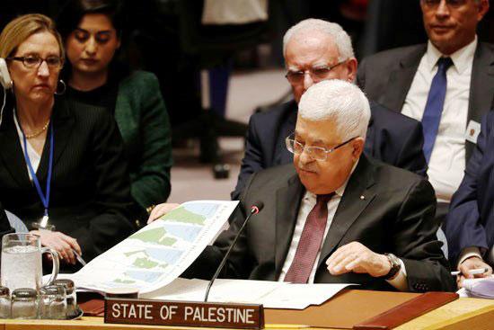 الرئيس-أبو-مازن-يتحدث-أمام-مجلس-الأمن-الدولى