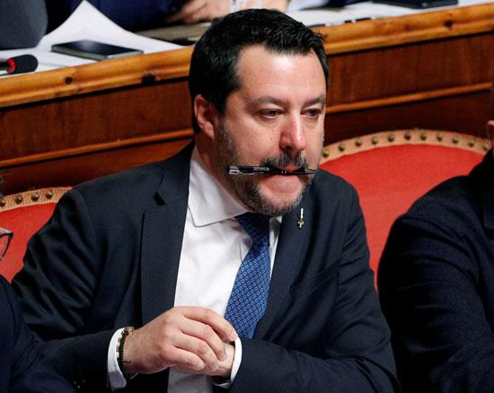 سالفينى-أحد-أبرز-قيادات-اليمين-المتطرف-فى-إيطاليا