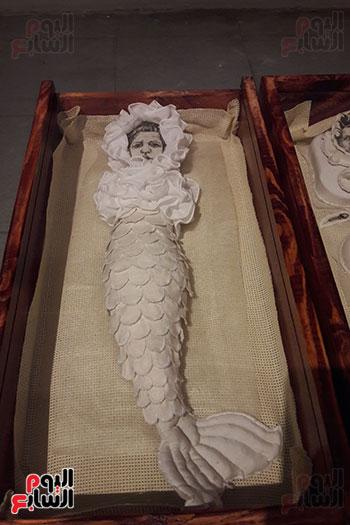 مجسم عروسة البحر
