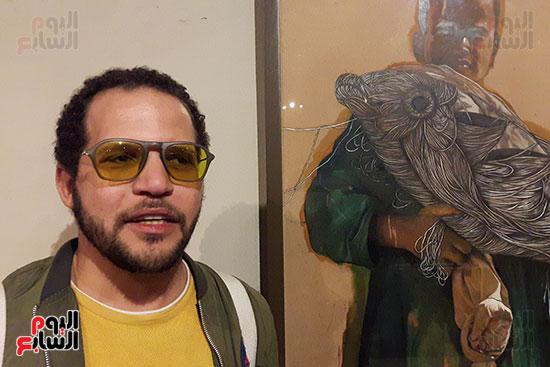 صابر محمود من الاقصر