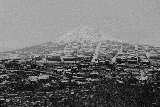 فوجيوشيدا للمصور الإسبانى مارسن بلونكا
