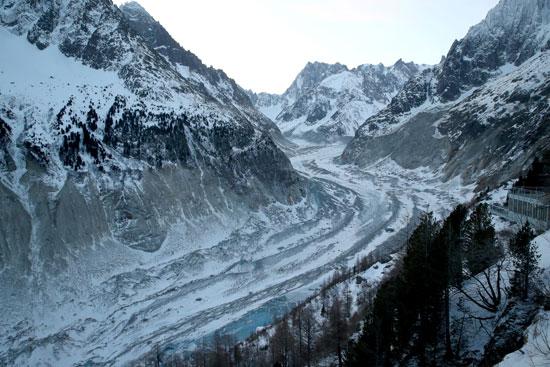 النهر-الجليدى