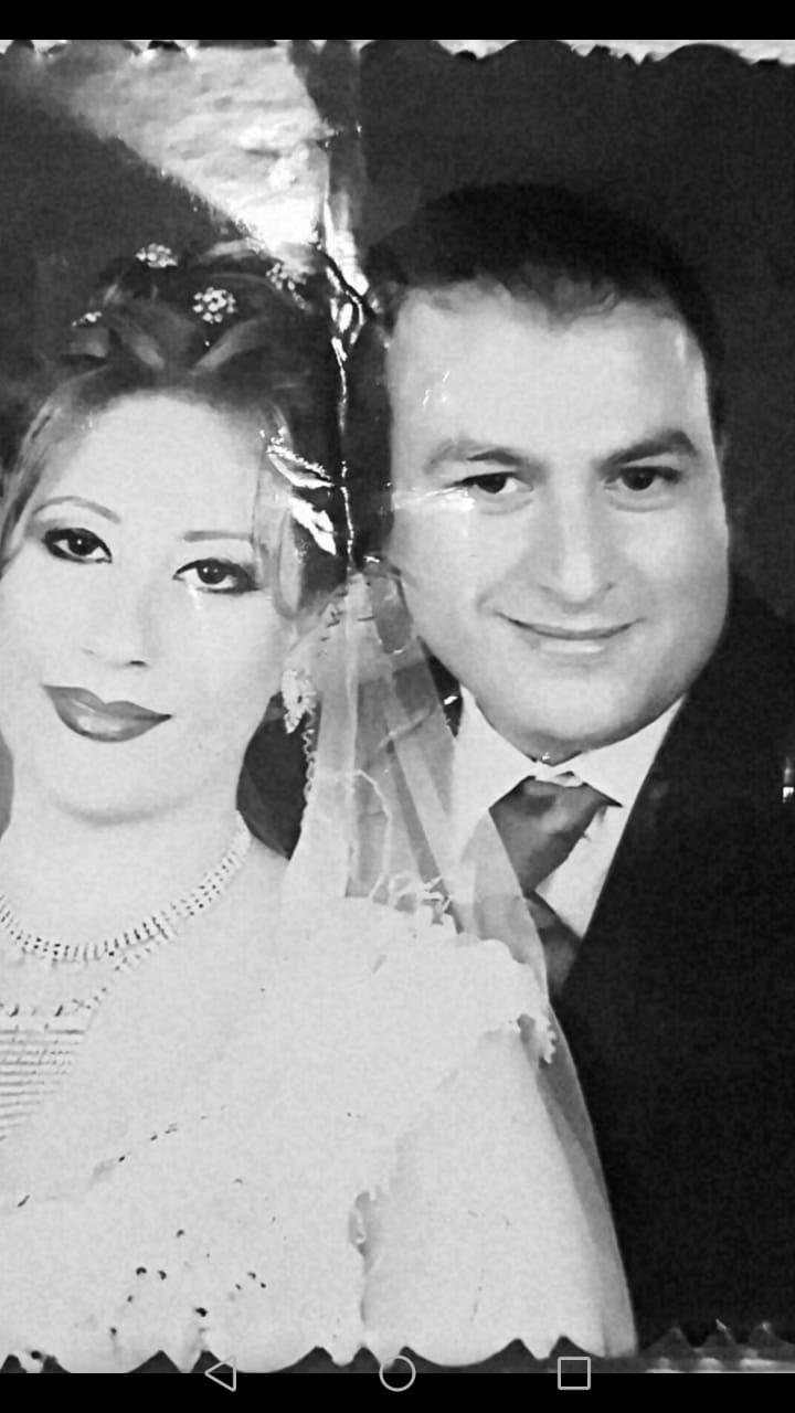 هانى وزوجته
