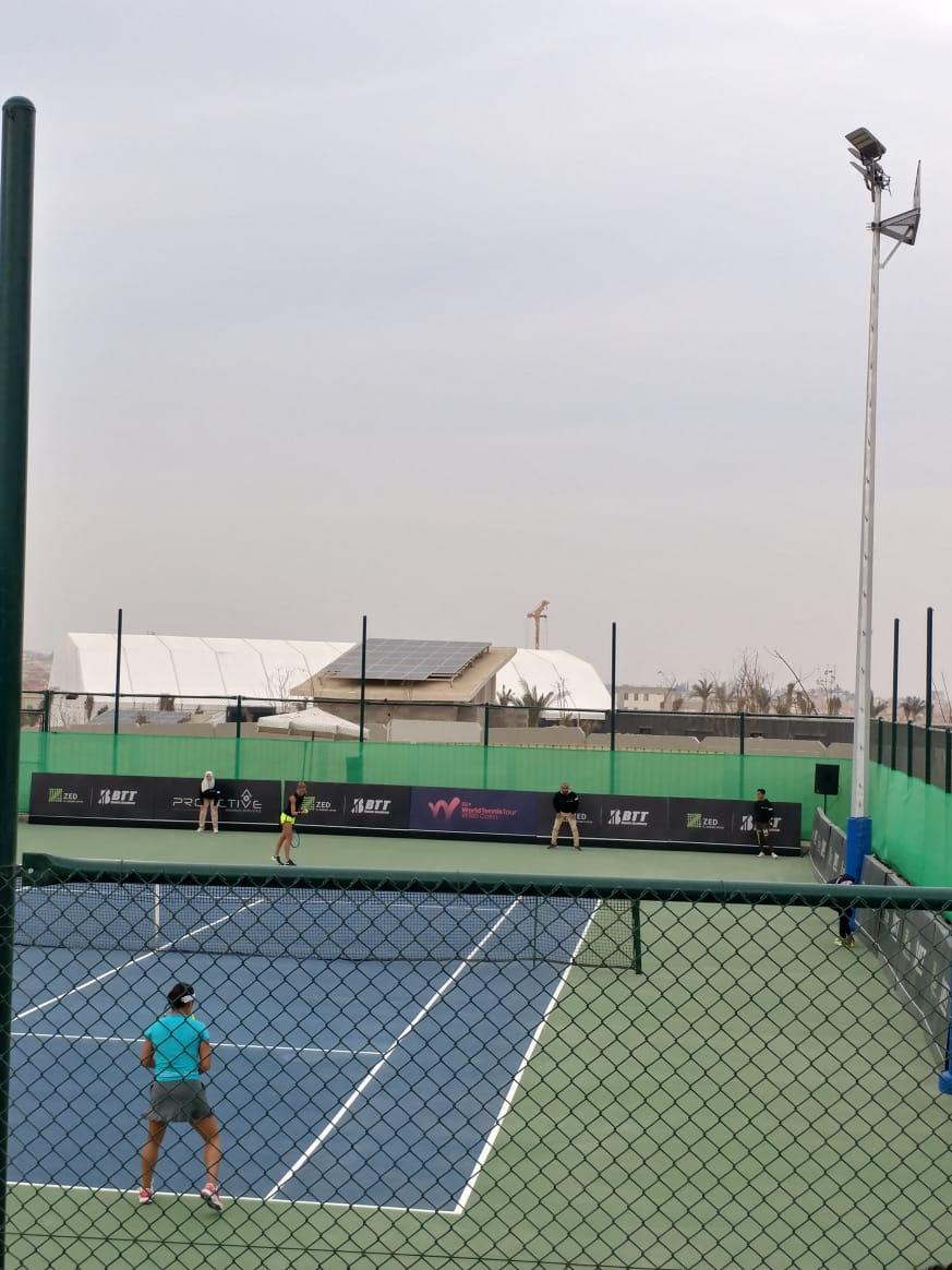 بطولة التنس للسيدات برعايو زد