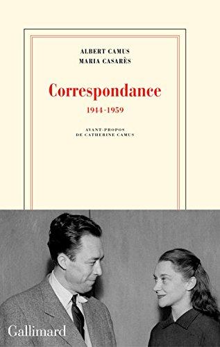 كتاب كامو ماريا كزاريس.. مراسلات 1944 – 1959