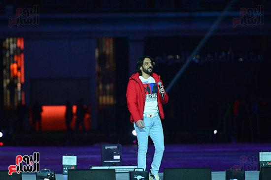 بهاء سلطان حفل عيد الحب (13)