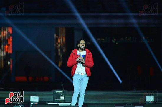 بهاء سلطان حفل عيد الحب (3)