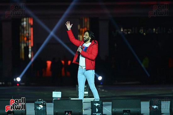 بهاء سلطان حفل عيد الحب (22)