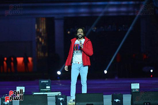 بهاء سلطان حفل عيد الحب (5)