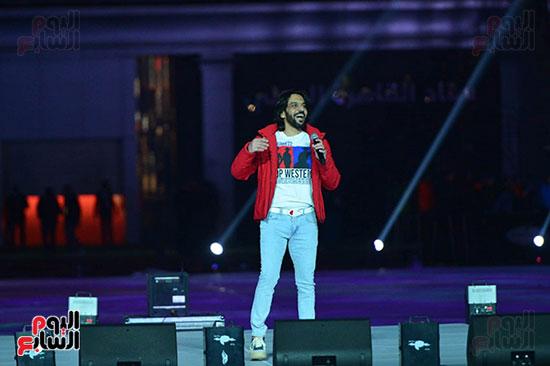 بهاء سلطان حفل عيد الحب (9)