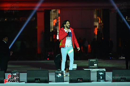بهاء سلطان حفل عيد الحب (24)