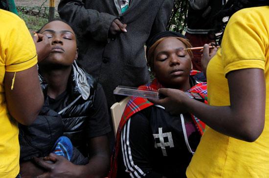 حلاقة-عيد-الحب-فى-كينيا