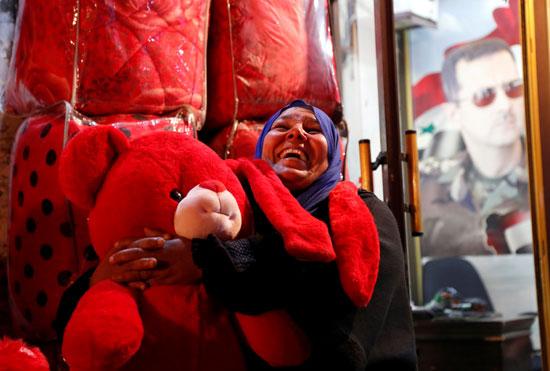 دباديب-عيد-الحب-فى-سوريا