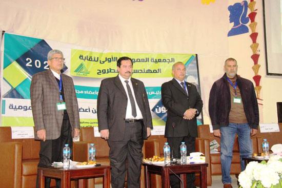 أول جمعية عمومية لنقابة مهندسى مطروح (6)