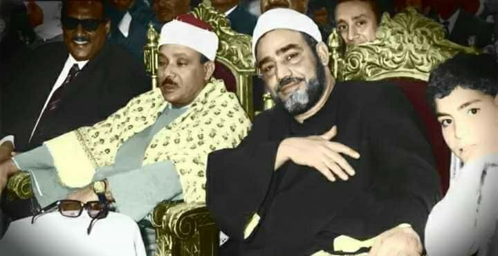 النثشبندى مع الشيخ عبد الباسط عبد الصمد