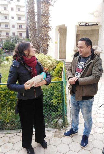 وفود أجنبية تزور متحفا سوهاج ورشيد (5)