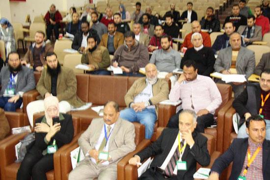 أول جمعية عمومية لنقابة مهندسى مطروح (4)