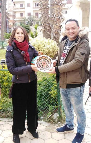 وفود أجنبية تزور متحفا سوهاج ورشيد (4)