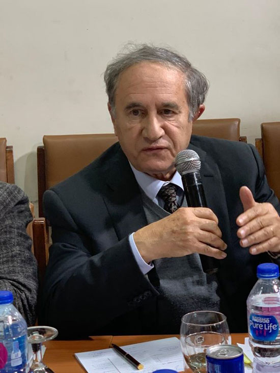 كرم جبر يلتقى كبار الكتاب لشرح خطة الهيئة الوطنية للصحافة لإصلاح المؤسسات  (2)
