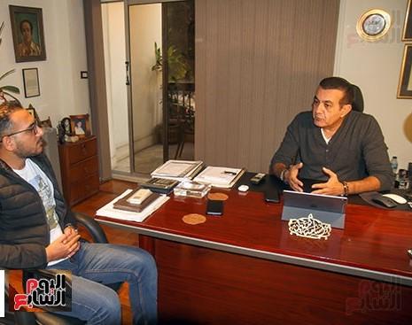 أسامة منير و تامر إسماعيل صالح