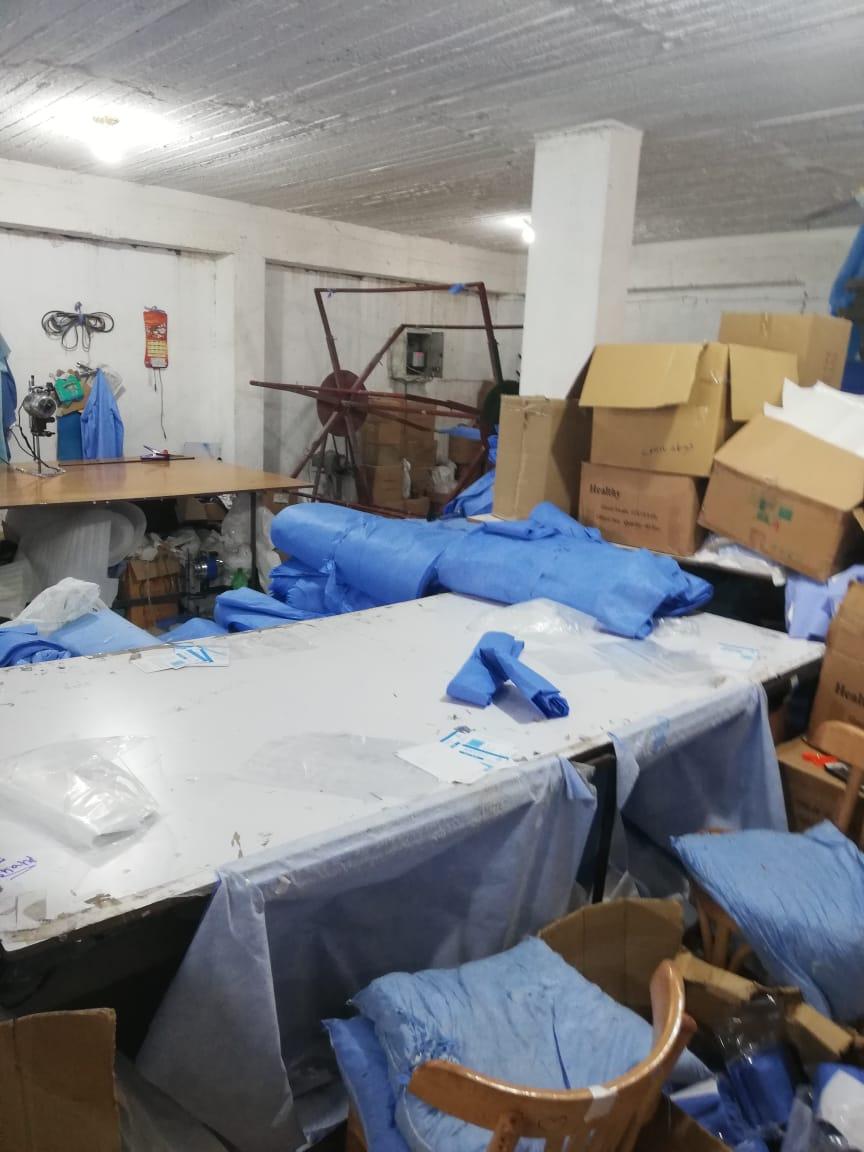 _التموين  مصنع مستلزمات طبية  (16)