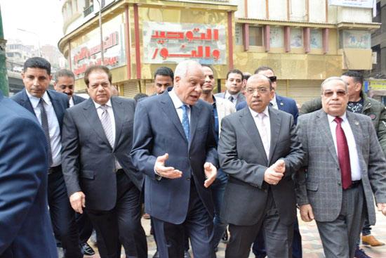 اللواء محمود شعراوى وزير المحلية (3)