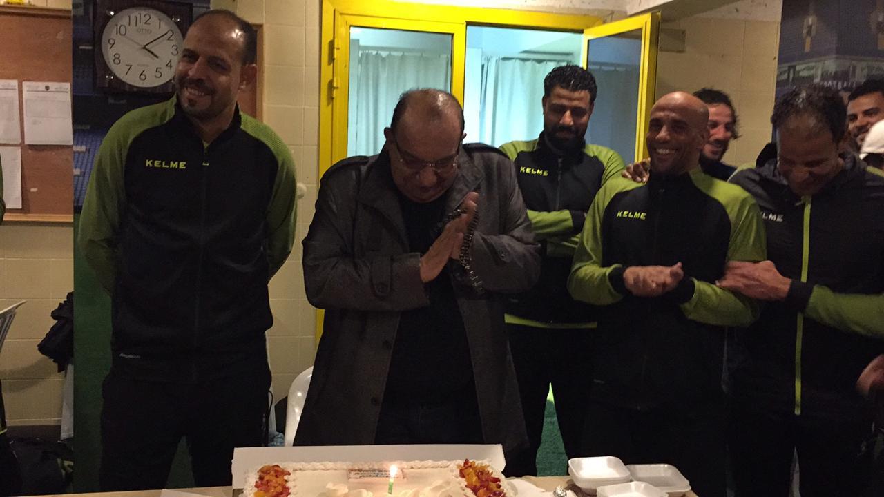 المقاولو العرب يحتفل بعيد ميلاد عماد النحاس  (2)