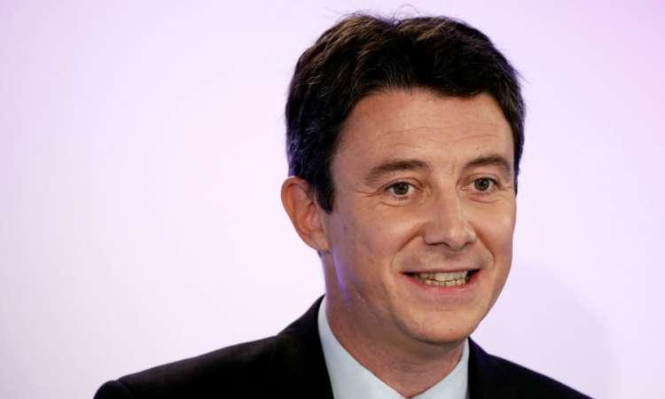 مرشح ماكرون لانتخابات باريس بنيامين جريفو