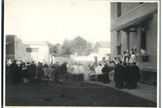 الكنيسة الفرنساوى بالإسماعيلية (2)