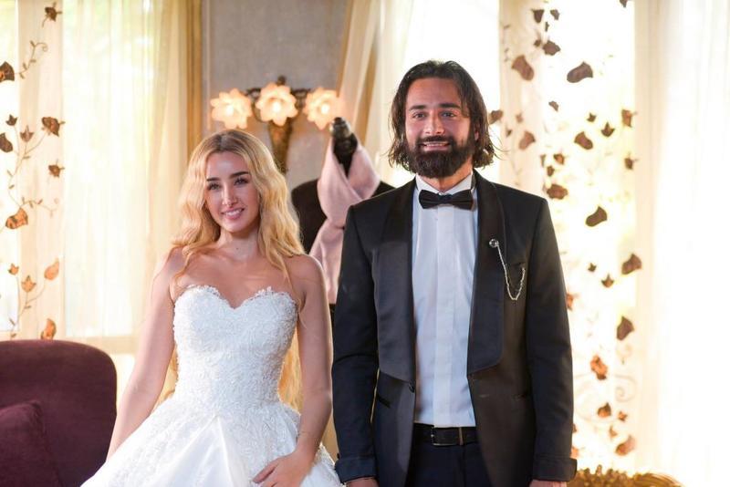 احمد حاتم وهنا الزاهد