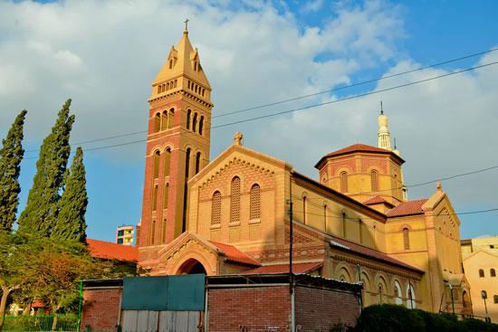 الكنيسة الفرنساوى بالإسماعيلية (10)