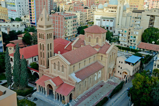 الكنيسة الفرنساوى بالإسماعيلية (5)