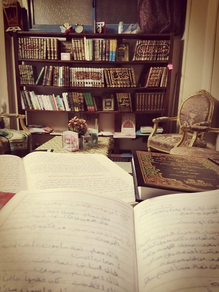 مكتبات القراء (1)