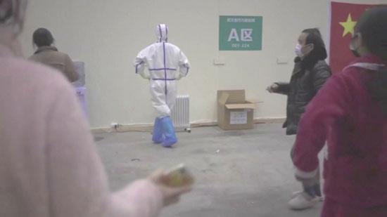 رقص-المرضى-بمستشفى-ووهان