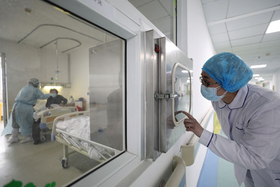 غرفة-عزل-المرضى