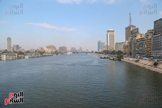 حالة من استقرار درجات الحرارة بالقاهرة