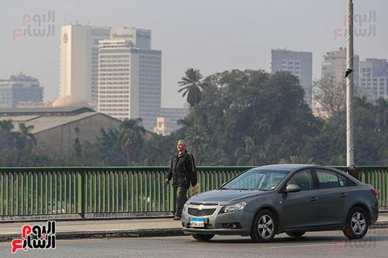 اعتدال بدرجات الحرارة بالقاهرة
