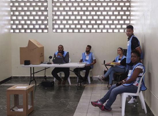 الانتخابات فى الدومينيكان