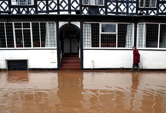 مياه-الأمطار-تغرق-البيوت