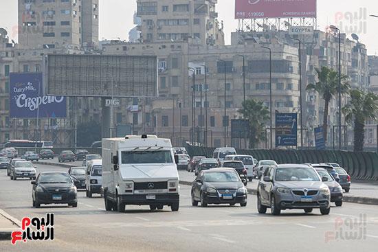 اعتدال نسبى لدرجات الحرارة بالقاهرة