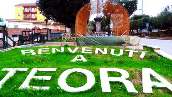 بلدة-تيورا-بإيطاليا