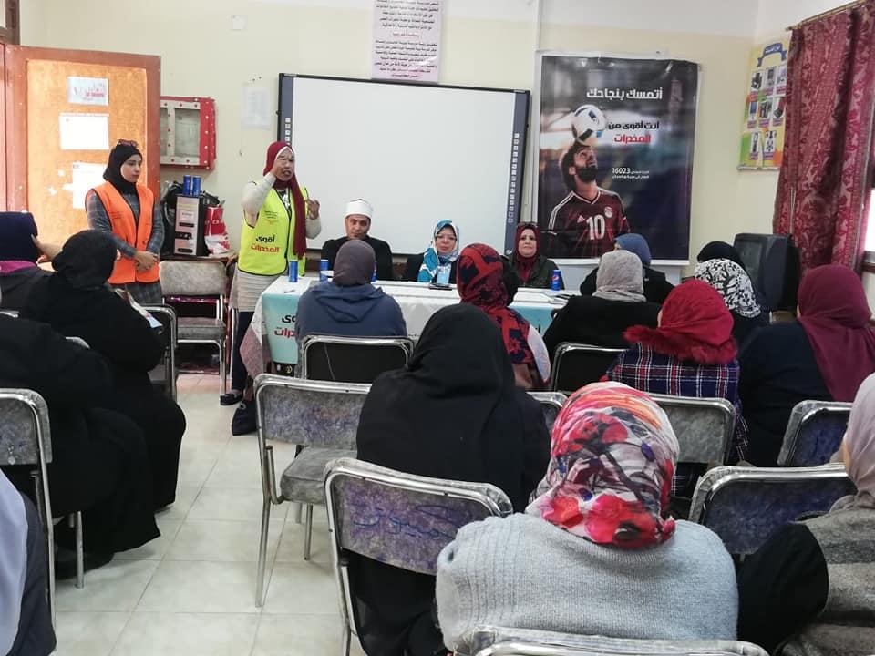 سلوكنا بيتغير.. اتحضر للأخضر..مبادرة ببورسعيد لرفع الوعى البيئى (4)