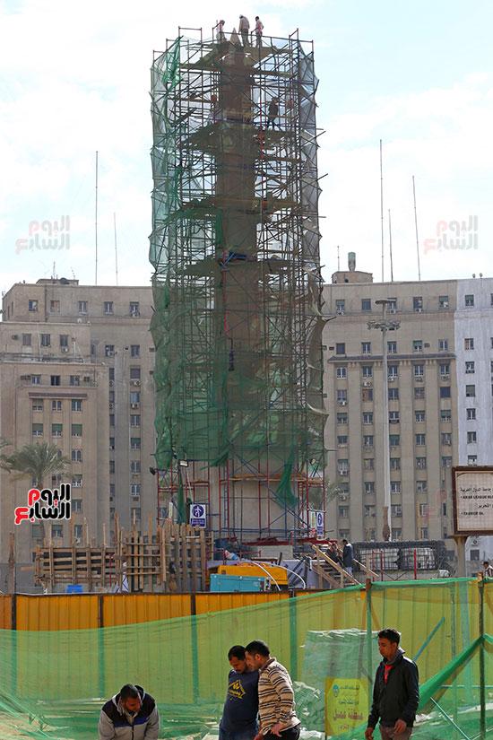 تطوير ميدان التحرير