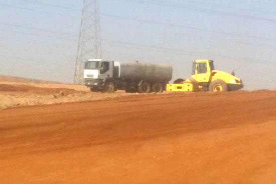 جولة داخل مشروعات محاور النيل الجديدة بأسوان (2)