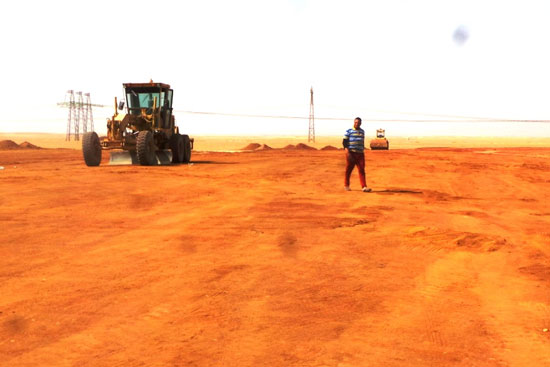 جولة داخل مشروعات محاور النيل الجديدة بأسوان (13)